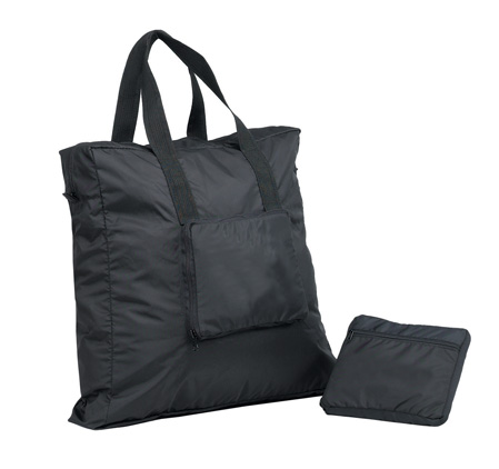 Foldable Tote Bag Lightweight Nylon The Problem Solver