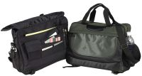 Briefcase w/ Multiple Pockets - Expandable - Concord