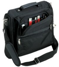 Laptop Briefcase w/ Organizer & Multiple Pockets - Conversion