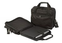 Laptop Briefcase w/ Padded Sleeve & Multiple Pockets