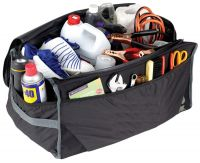 Trunk Organizer w/ Triple Compartments & Pockets - Collapsible