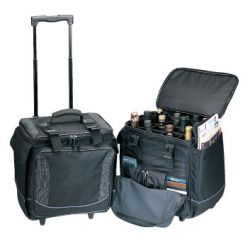 Sample Case w/ Twelve Sections & Organizer - Bottle Limo