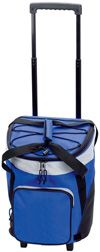 Rolling Cooler - Extra Large Capacity - 600D Polyester