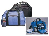 "Sport Duffle Bag w/ Toiletry Organizer - 19 1/2"" - The Original"