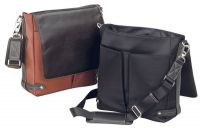 Leather Messenger Bag w/ Mulitple Pockets - Bellino Austrailian
