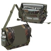 "Camo Laptop Messenger Bag w/ 15.4"" Sleeve & Organizer"