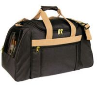 "24"" Duffle Bag w/ Multiple Zip Pockets - All Purpose"