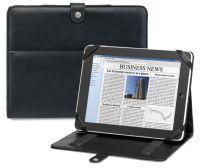 Tablet Case w/ Removable Velcro Closure & Snap Closure