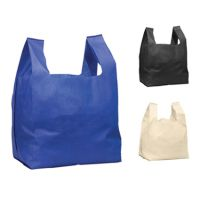 Grocery Tote Bag -  Reusable & Recyclable - Eco