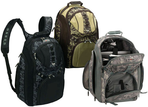 Audio Backpack W Laptop Compartment G Tech Revolution