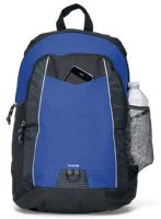 School Backpack w/ Organizer - Accessory Pockets - Impulse