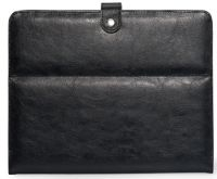 Leather Tablet Case w/ Removable Velcro Corners