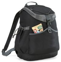 Backpack Cooler w/ Large Front Pocket - Soft Sided - Park Side