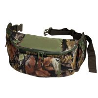 Camo Fanny Pack w/ Padded Pouch