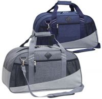 Canvas Duffle Bag w/ Removable Support Board - Urban