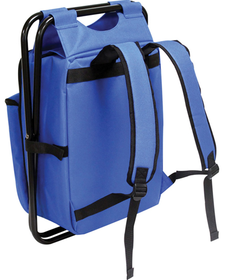 Cooler Chair Amp Backpack Combo W Padded Tablet Sleeve