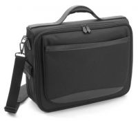 "Laptop Portfolio Bag w/ 13.5"" Padded Sleeve - Nylon - Axis"