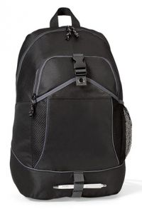 18 inch School Backpack w/ Padded Straps - Escapade