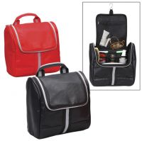 Hanging Toiletry Kit w/ Multiple Pockets - Cooper