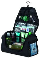 Hanging Toiletry Kit w/ U-shaped Opening - Crew