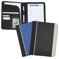 Junior Padfolio w/ Interior Organizer & Pen Loop