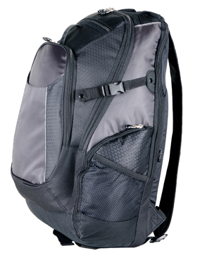 693fc70803f3 Laptop Backpack w  Organizer - Padded Sleeve - Vertex