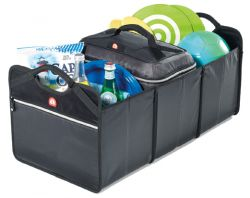 Large Trunk Organizer w/ Removable Cooler - Igloo Cargo
