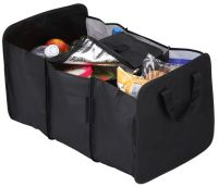 Large Trunk Organizer w/ Removable Cooler - 3 Compartments