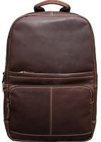Leather Laptop Backpack - Canyon Outback Kannah