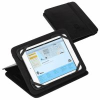Mini Leather Tablet Case - 4 Moveable Corners