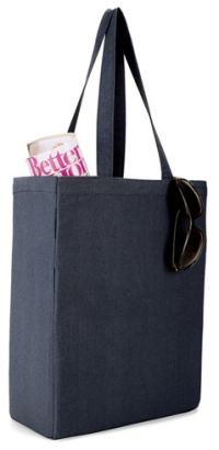 9 oz. Cotton Tote Bag - Solid Colors - All Purpose