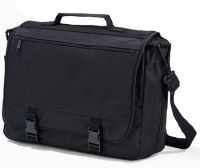 Portfolio Bag w/ Organizer & Key Holder - Expands 7""