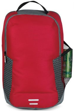 School Backpack w/ Printed Graphic Accents - Freedom