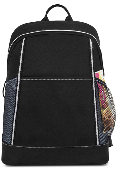 School Backpack W Water Bottle Pocket Champion