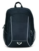 "17 inch Laptop Backpack - 15.4"" Padded Sleeve - Atlas"