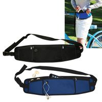 Slim Fanny Pack w/ Pockets & Earphone Port - Neoprene