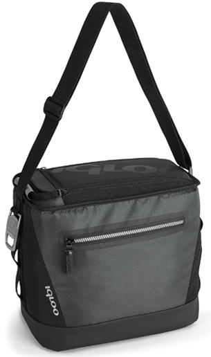 Soft Sided Cooler W Folding Lid Igloo Diesel Deluxe