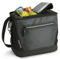 Soft Sided Cooler w/ Folding Lid - Igloo Diesel Deluxe