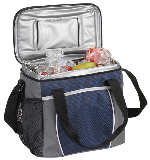 Soft Sided Cooler W Top Access Pocket Courtyard