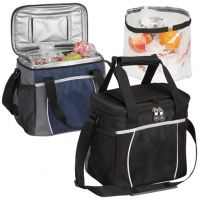 Soft Sided Cooler w/ Top Access Pocket - Courtyard