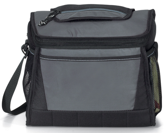 Soft Sided Cooler W Top Access Pocket Open Trail