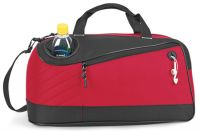 Sport Duffle Bag w/ Molded Insulated Bottle Holder - Replay