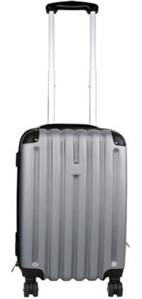 "20"" Rolling Luggage w/ 360º Swivel Wheels - Hardside"