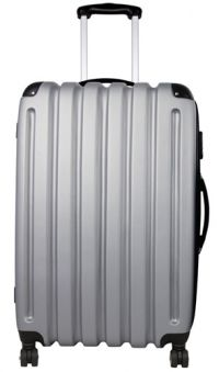 "27"" Rolling Luggage w/ 360º Swivel Wheels - Hardside"