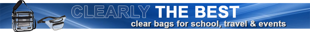 Find the best clear bags for school, events, security, and more...